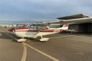 1968 CESSNA 172 SKYHAWK For Sale In CHICO, California